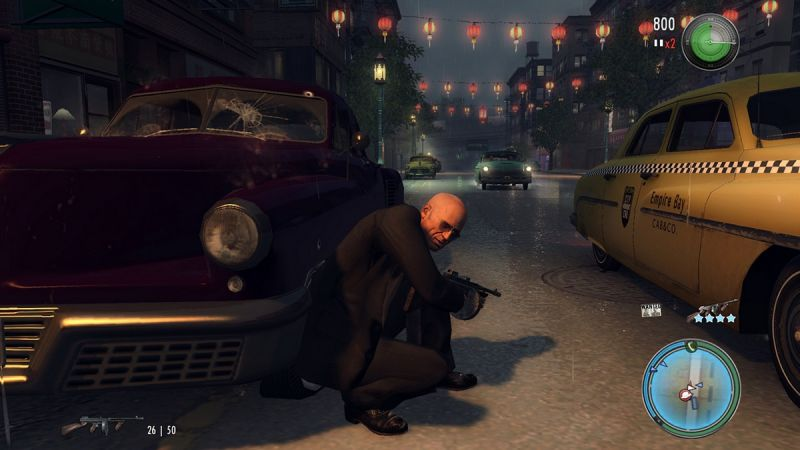 Mafia II: Betrayal of Jimmy