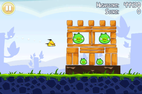Angry Birds (minis)
