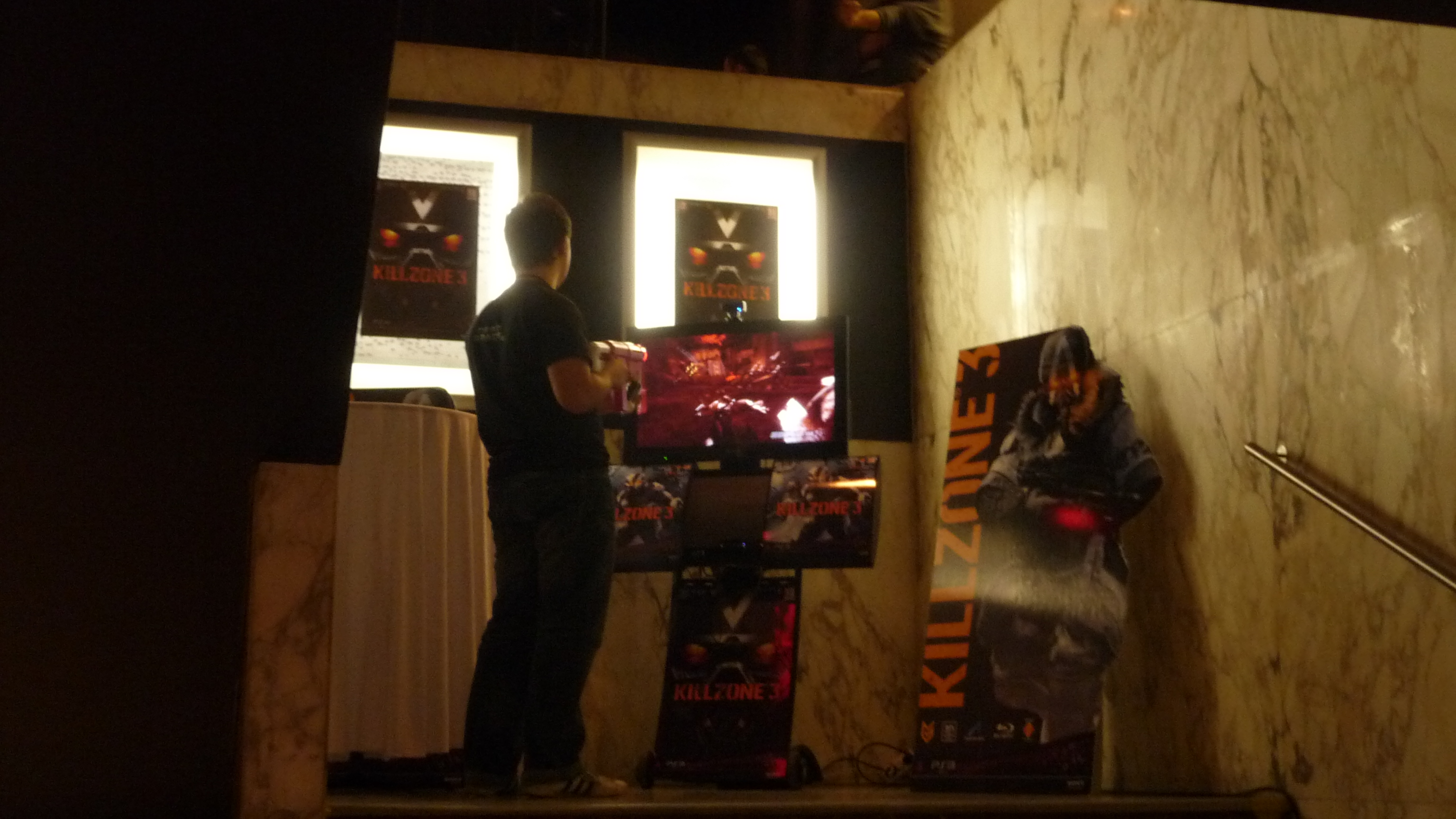 Killzone 3 launch party