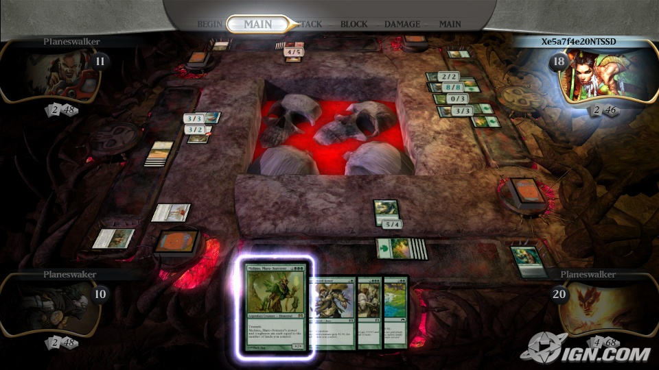 Magic the Gathering: Duel of the Planeswalkers
